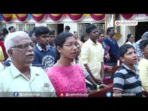 Holy Innocents Day -Holy Mass@Risen Christ Church,Peravallur,Chennai.TN. 28-12-17