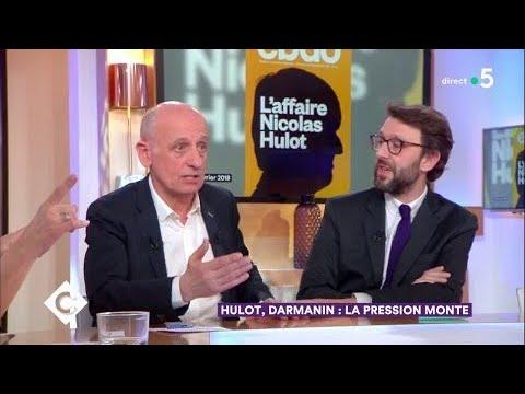 Hulot, Darmanin : la pression monte - C à Vous - 15/02/2018