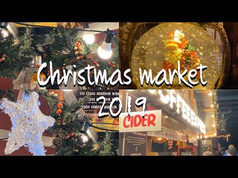 BELFAST CHRISTMAS MARKET 2019 | Christmas Market 2019 | Continental Market | Christmas Market UK |