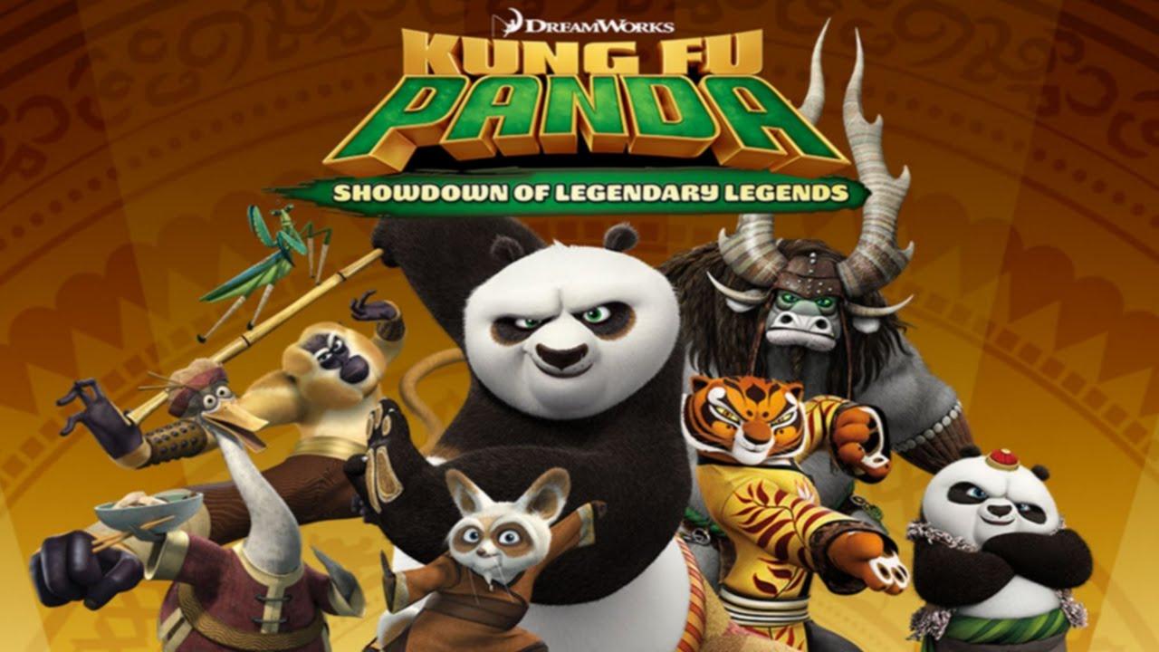 Kung Fu Panda  Showdown of Legendary Legends - Jade Palace Arena (Xbox One  Gameplay) - YouTube b61673513
