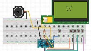 50. Jak z Arduino zrobić konsolę do gier?