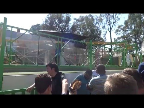 Oct. 04-8. Gold Reef City Theme Park, Johannesburg, Gauteng, S. Africa 2015
