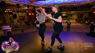Rafael Barros & Carine Morais - Salsa Partnerwork | Beirut Salsa Loca 2018