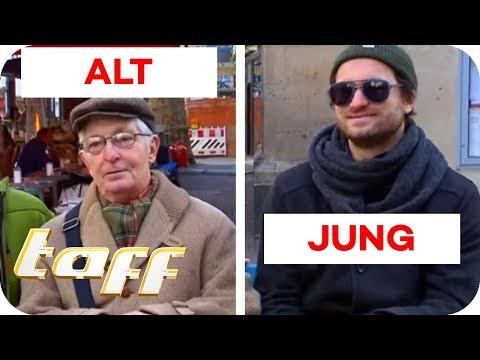 ONLINE-DATING: ALT Vs. JUNG: Menschen Erzählen... | Taff | ProSieben