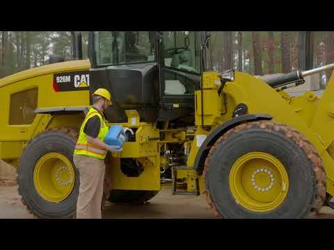 Small Wheel Loader Operator Tips | Diesel Exhaust Fluid (DEF