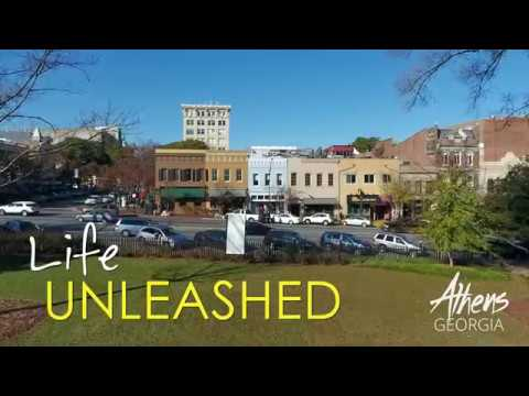 Life Unleashed - Athens CVB