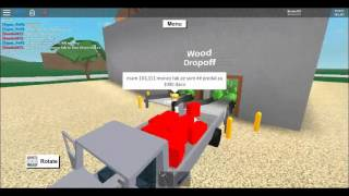 ROBLOX Lumber Tycoon 2 for how much lava wood is sold