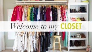 Closet Tour! - My Diy Closet