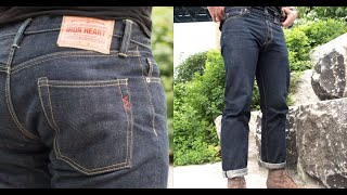 Iron Heart Jeans Review: The Toughest Raw Denim?