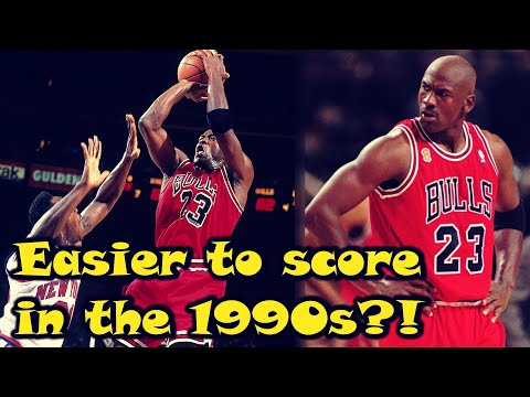 "How ""Illegal Defense"" Helped Michael Jordan Score"