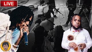 Alkaline Diss Squash In State A Emergency   Live Call In 1-876-813-5199