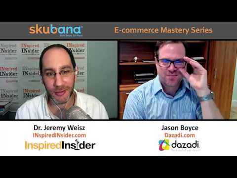 A (Proven) Ex-Military Strategy to Growing Your E-commerce Business - with Jason Boyce