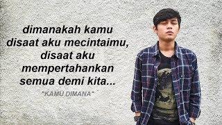 BANUN - Kamu Dimana (Official Lyric) 🎵