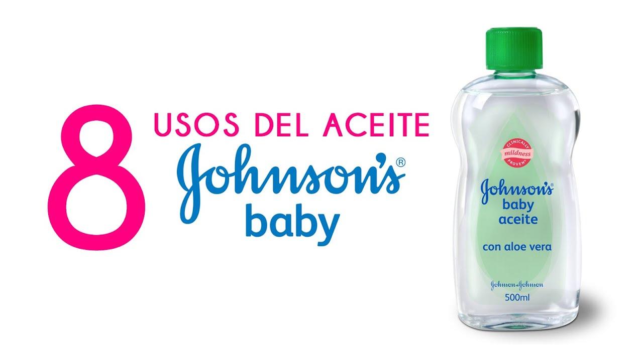 8 Usos del Aceite Johnsons