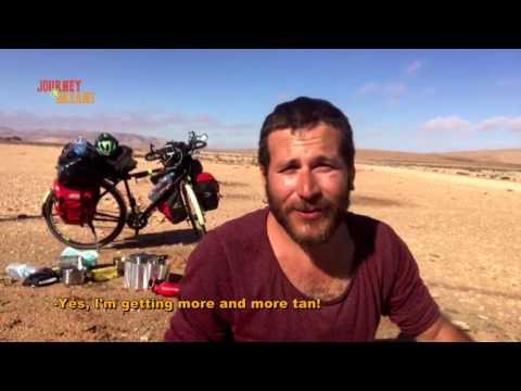 """""""Journey to Dreams"""" Western Sahara trailer / """"Hayallere Yolculuk"""" Batı Sahra fragmanı"""