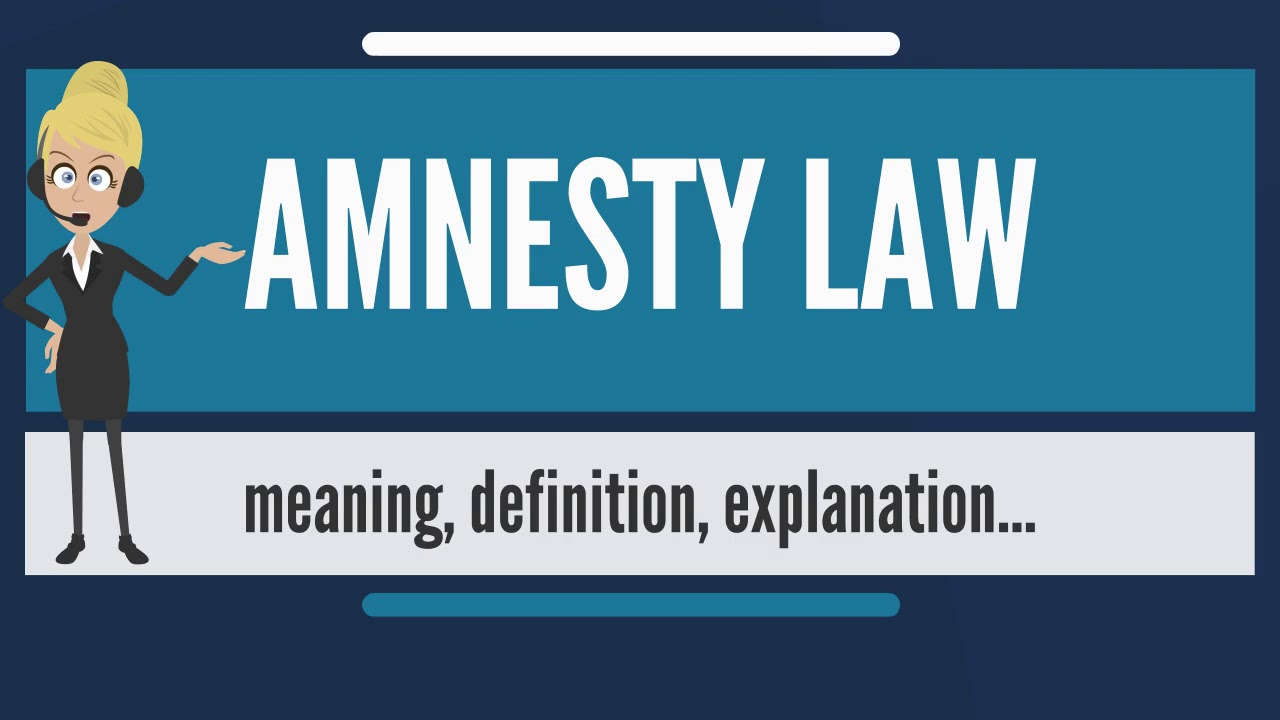 What is amnesty 45
