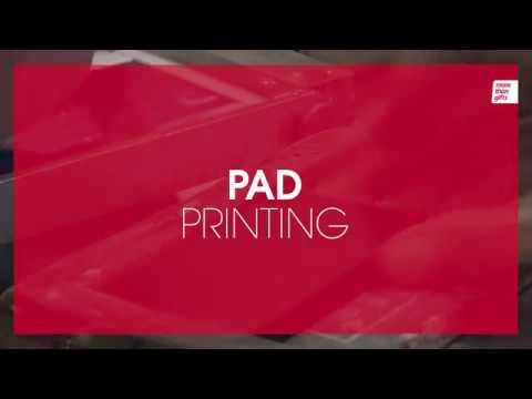 Printing Technique series: 7) Pad Printing