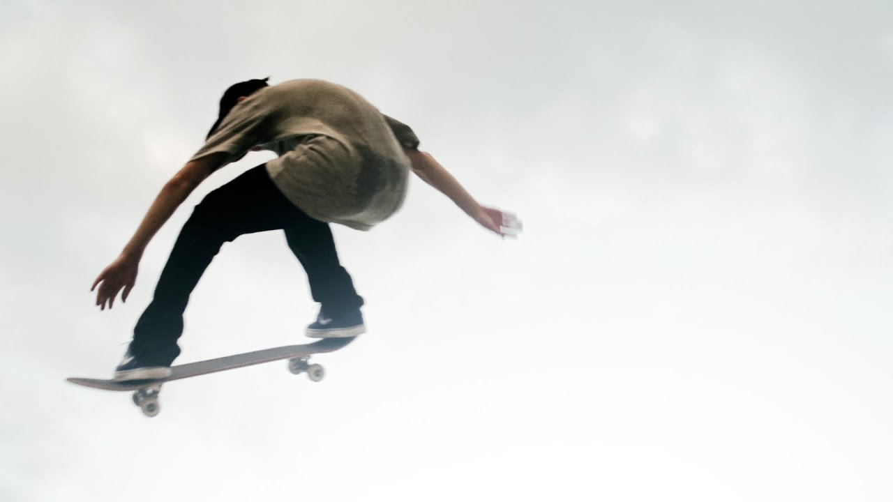 Year Old Skateboarder Video
