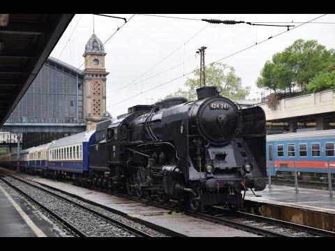 Golden Eagle Danube Express* - Budapest Nyugati - May 2, 2015