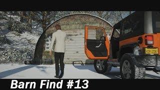 Forza Horizon 4 - Barn Find #13