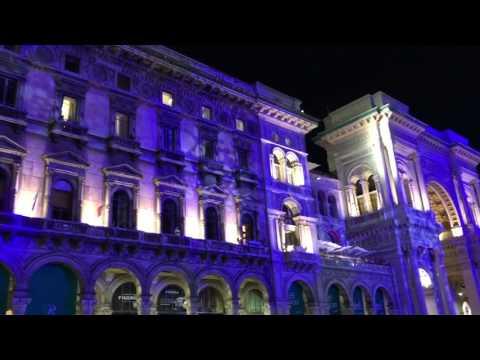 Intercambio Nantes 2017 (Vacaciones Milano)(Concierto Radio Italiana III)