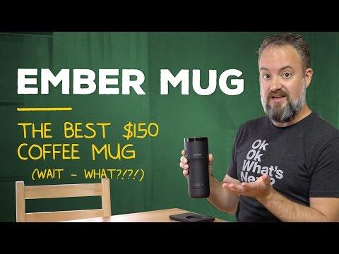 Ember Mug —$150 of crazy coffee AWESOMENESS