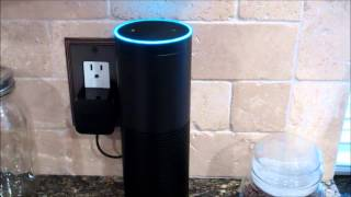 Fun With Amazon Echo
