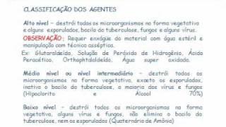 AULA DESINFECÇÃO E ESTERILIZAÇÃO DE PRODUTOS MÉDICOS.wmv
