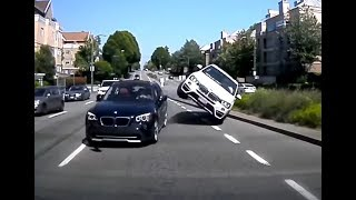 #007 How to Destroy Four Cars in One Crash #RUSSIAN 2019 #Accident  حوادت#سيارة