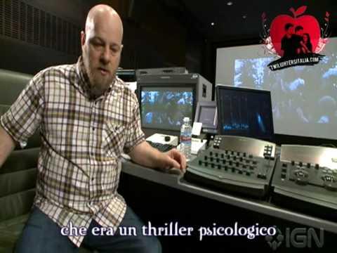 Download Youtube: Intervista a David Slade - sottotitolata