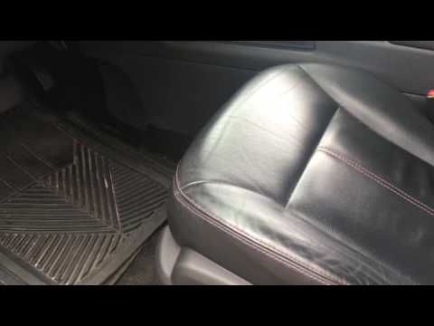 HOW TO ADJUST SEAT IN FORD EDGE