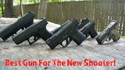 The Best Gun For Your 1st Gun & Ones To Stay Away From!