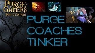 Dota 2 Tinker Coaching