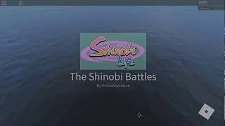 ROBLOX COMO MATAR MINATO BOSS EN SHINOBI LIFE!