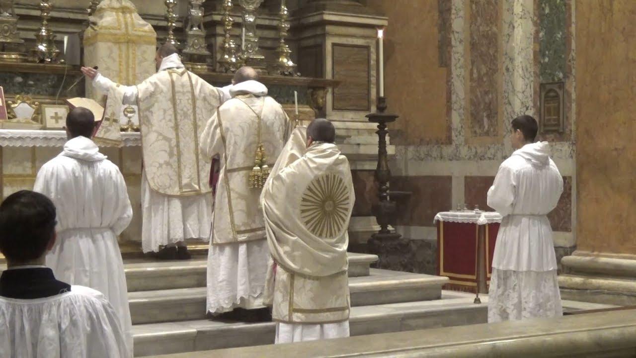 Resultado de imagen para Misa segun el rito dominicano