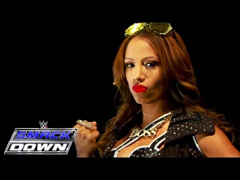 SmackDown showcases Sasha Banks: SmackDown, July 23, 2015