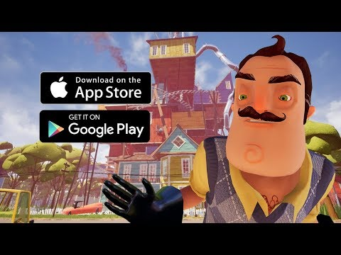 hello neighbor hide and seek android download apk