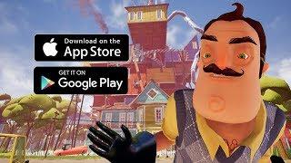 Hello Neighbor Launch Trailer Ios Android