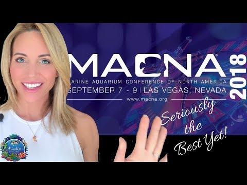 MACNA 2018 30th Anniversary  Vegas Ba!  Mindis Coral Reef