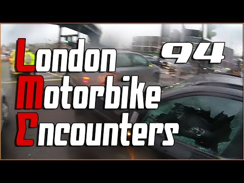 London Motorbike Encounters 94 - Bunch of Spanners in a Washing Machine