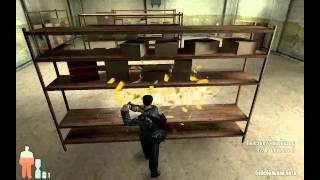 Max Payne прохождение 2-1 Бейсбольная бита (HD)