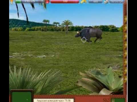 Игра Охота на кабана онлайн Wartog Rampage играть