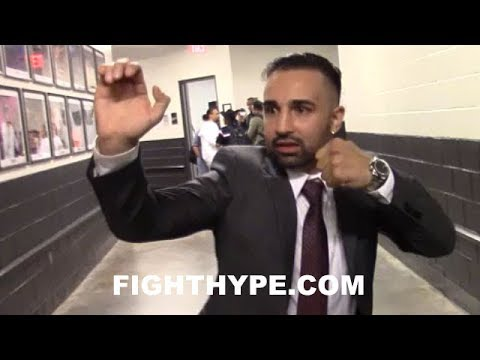 "MALIGNAGGI IMITATES MCGREGOR'S BOXING SKILLS; EXPLAINS ""REAL FIGHT"" AND HOW ""NO BALLS"" WAS EXPOSED"