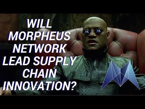 Is Morpheus Network A Unicorn ICO? Revolutionizing Supply Chain Logistics
