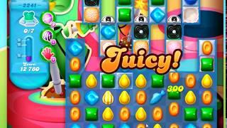 Candy Crush Soda Saga Level 2241 ***