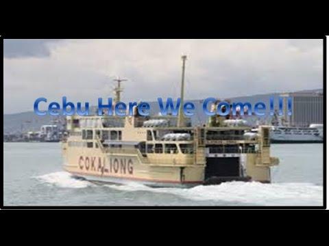 Cebu City: Cokaliong Ferry, Boarding & Accommodation, Mindanao, Philippines