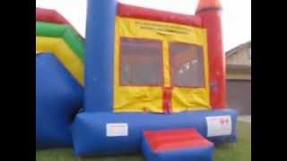Hullabaloos Bounce & Slide Giveaway 2013