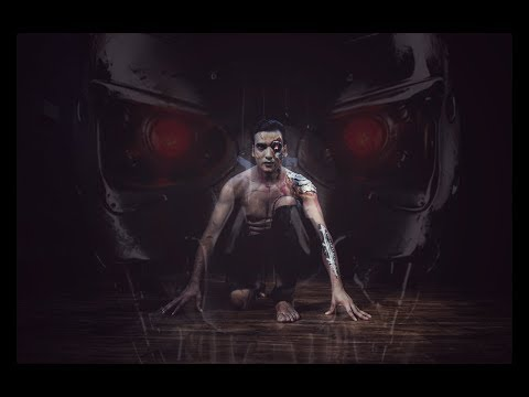 Robot Dance | Poppin Ticko | The Terminator
