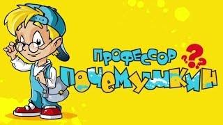 Профессор Почемушкин - Подпишитесь на новый канал!