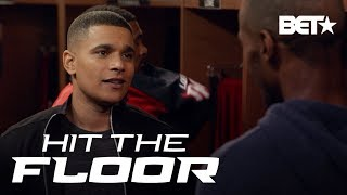 Derek's WILD & CRAZY Past Haunts Him, There's a Drake Song For This | Hit The Floor
